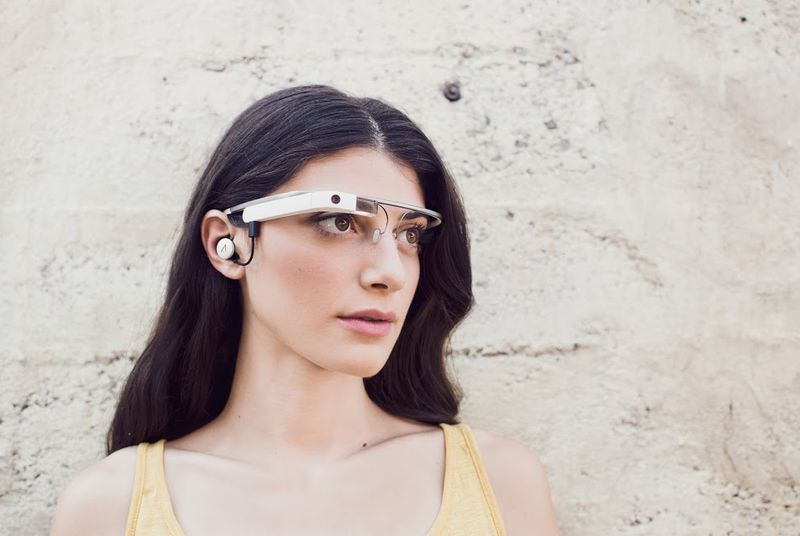 Eyewear maker Luxottica says the next Google Glass is coming soon