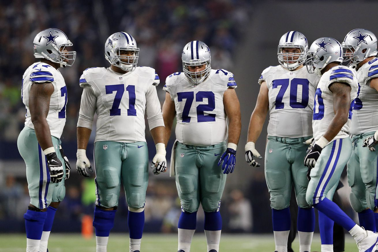 Playing To Their Strength: How The Cowboys Are Basing Their Hopes On Their Offensive Line