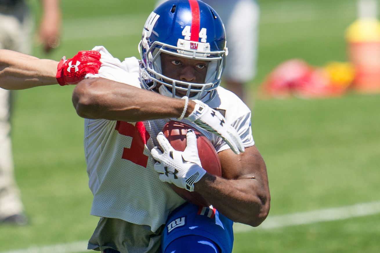 new york giants rb roster images