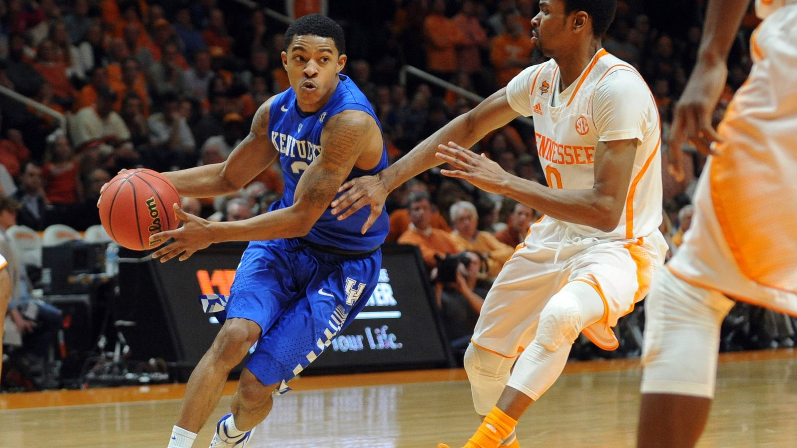 Uk Basketball: Tennessee Vols Vs. Kentucky Wildcats: Game Thread