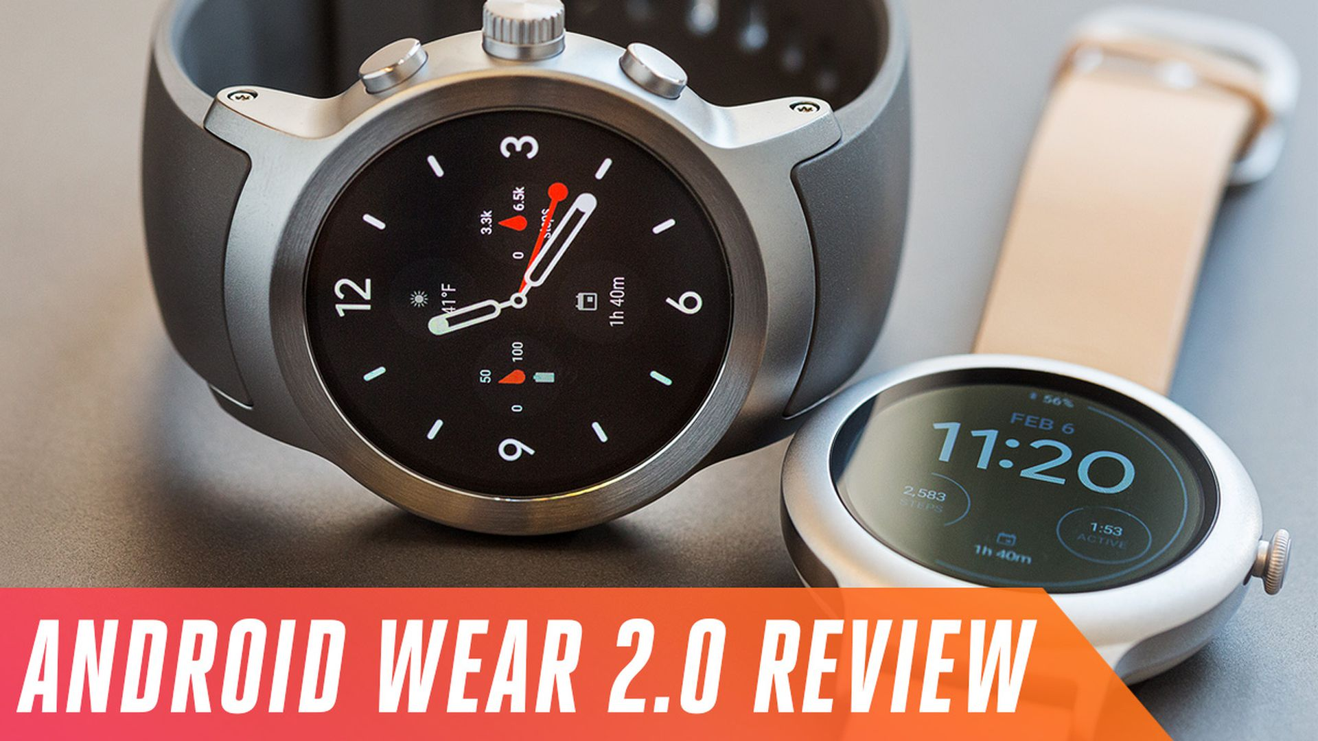 the 7 best new features in android wear 2.0 watches - the verge