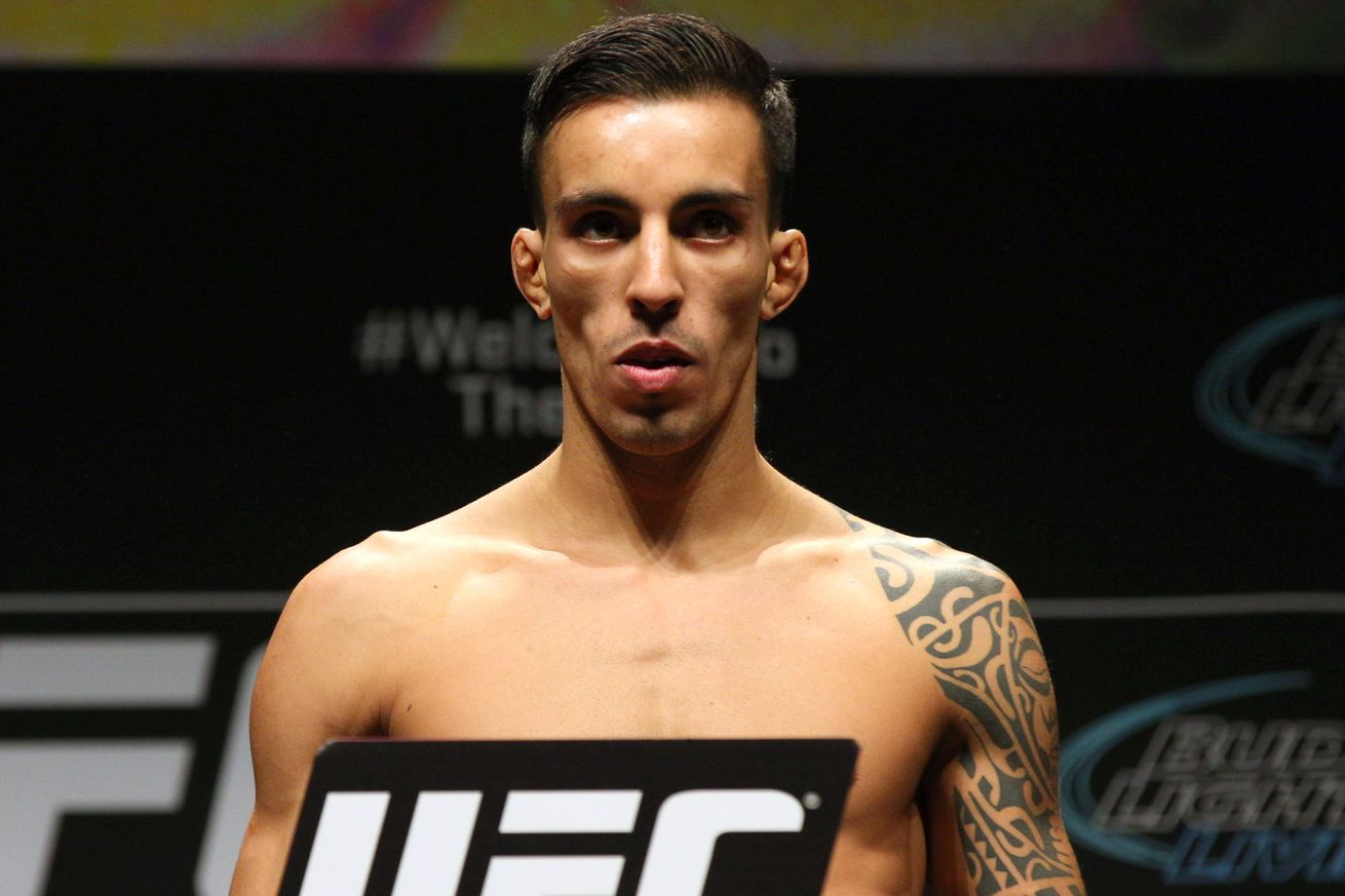 UFC Fight Night 88 weigh in video, start time, and results for Almeida vs Garbrandt