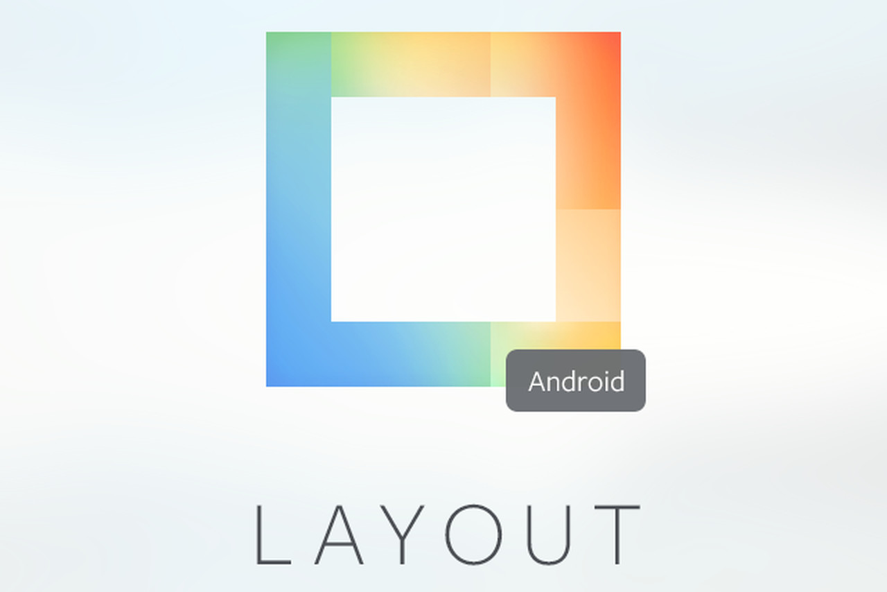 Instagram introduces layout app on android for making for Tile layout app