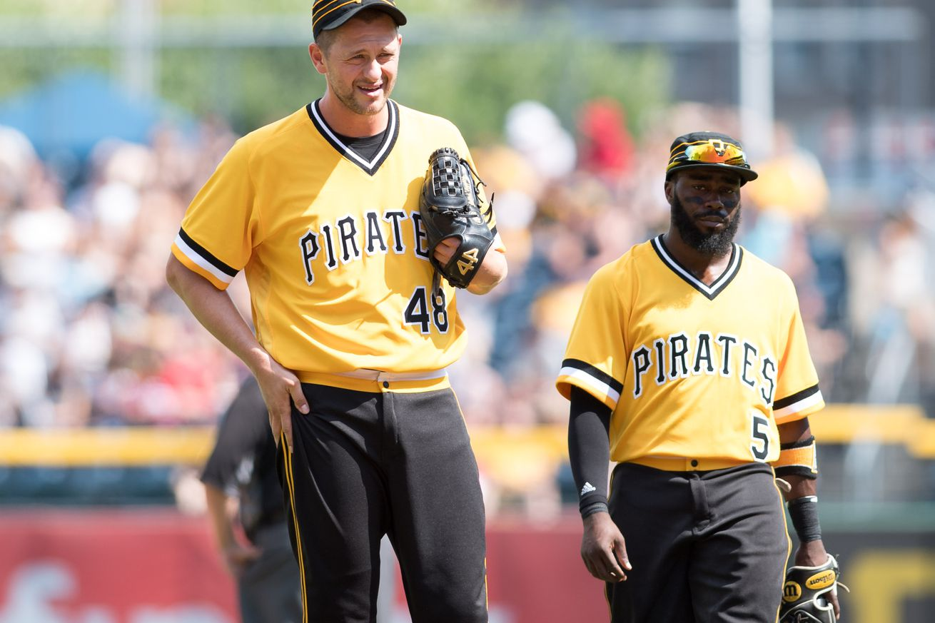 Taillon Pitches 3-Hit Ball for 8 Innings, Pirates Top Padres