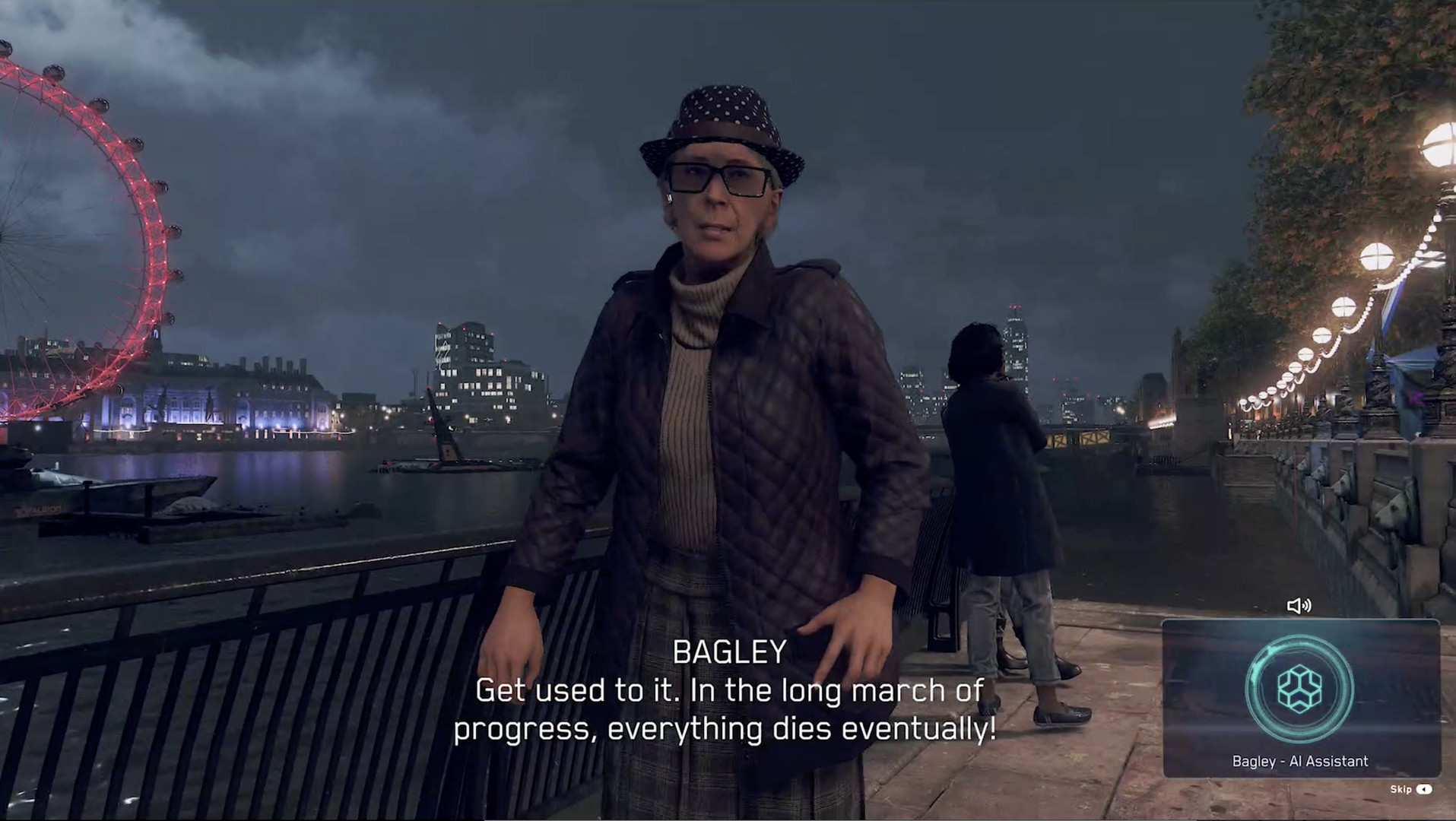 We All Love Helen Watch Dogs Legion S Crime Granny Polygon