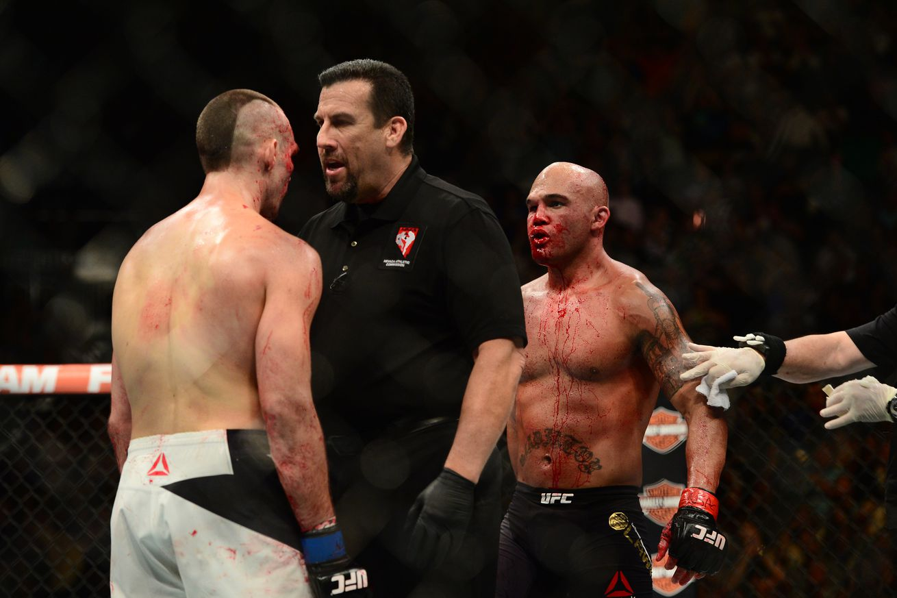 Pissed off Rory MacDonald suspicious of Robbie Lawlers UFC drug test results after obtaining inside information