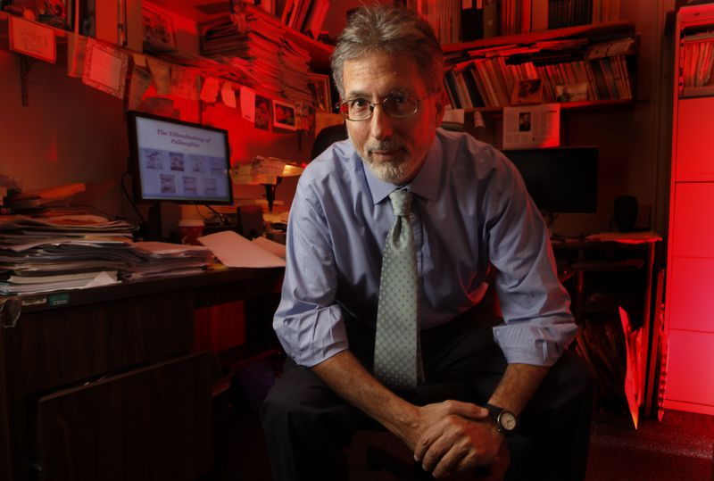 Charles Grob, a UCLA professor of psychiatry and pediatrics, is leading the way in psychedelic research.