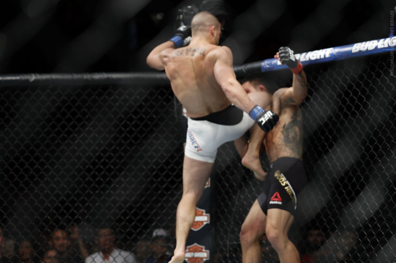 community news, Eddie Alvarez says hed welcome an easier fight next, like Conor McGregor