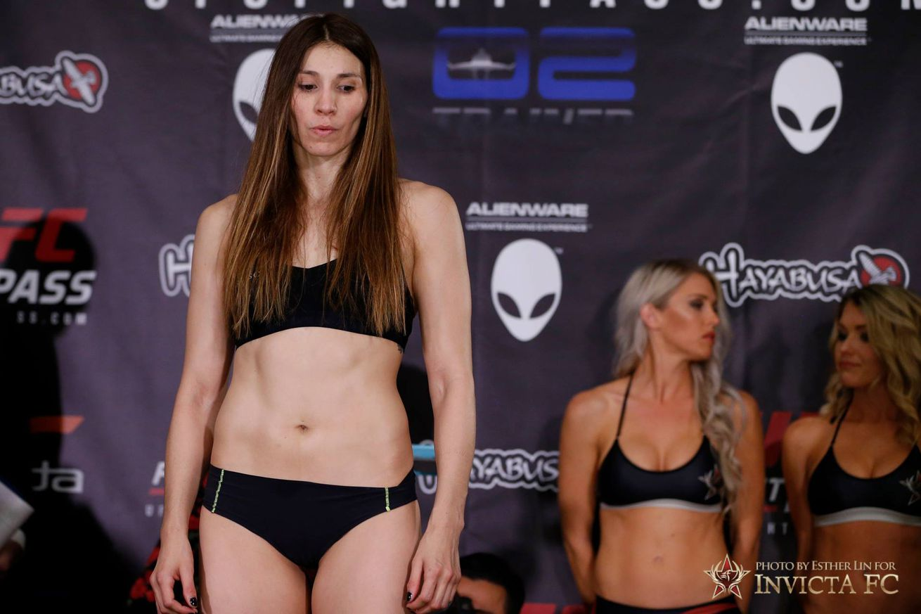 community news, Two Invicta fighters missed weight    or did they? Shannon Knapp explains the confusion