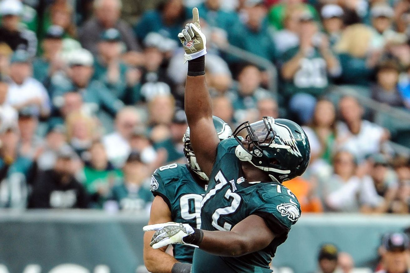 NFL Jerseys Sale - Philadelphia Eagles Re-Sign Cedric Thornton to One-Year Contract ...