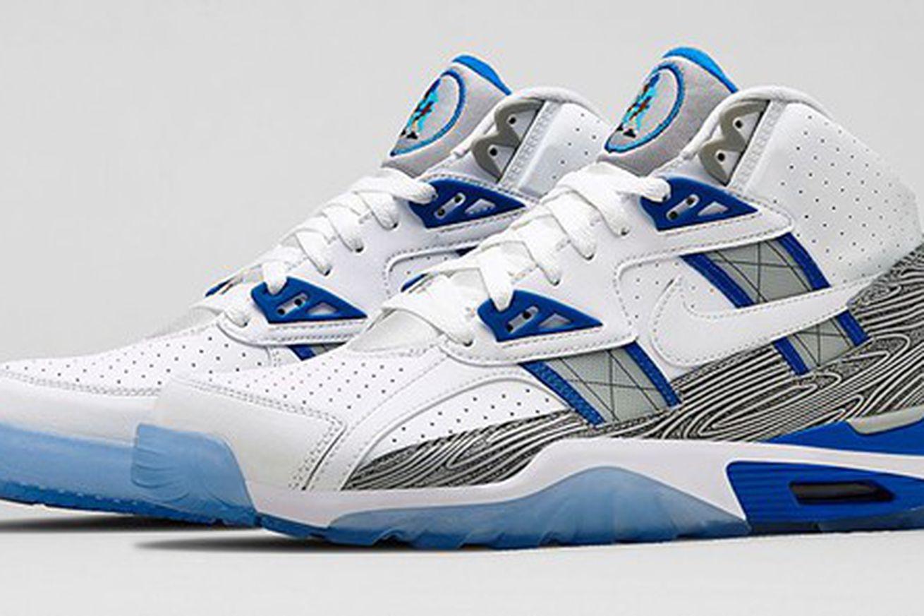 Royals Baseball Tennis Shoes
