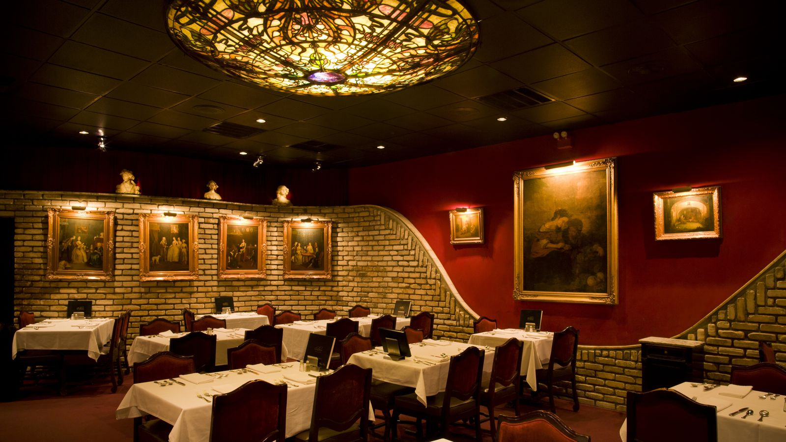 For retro decadence bern s steak house in tampa still for S kitchen steak house