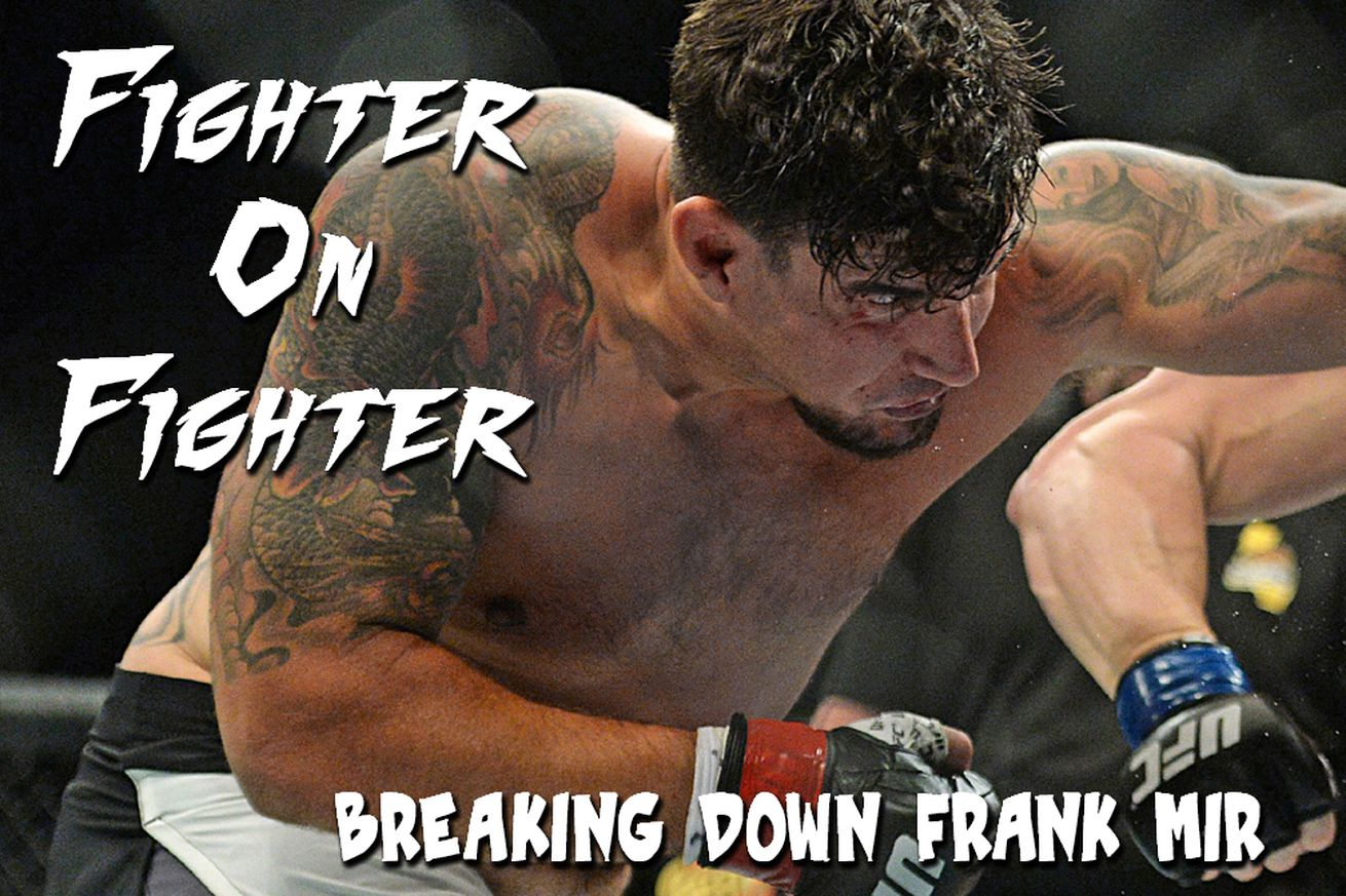 community news, Fighter on Fighter: Breaking down UFC Fight Night 85s Frank Mir