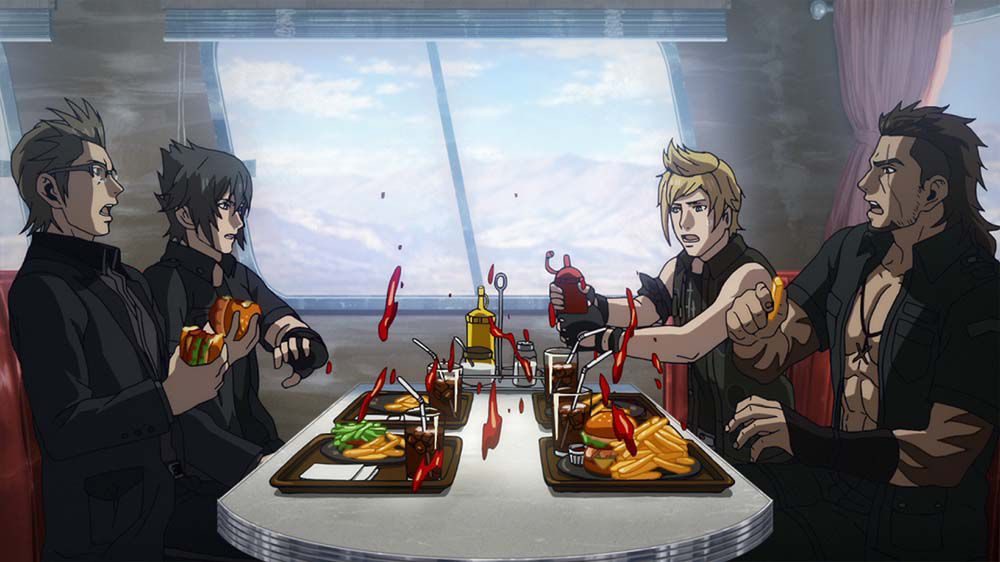 Brotherhood: Final Fantasy XV Is An Anime Spinoff That's