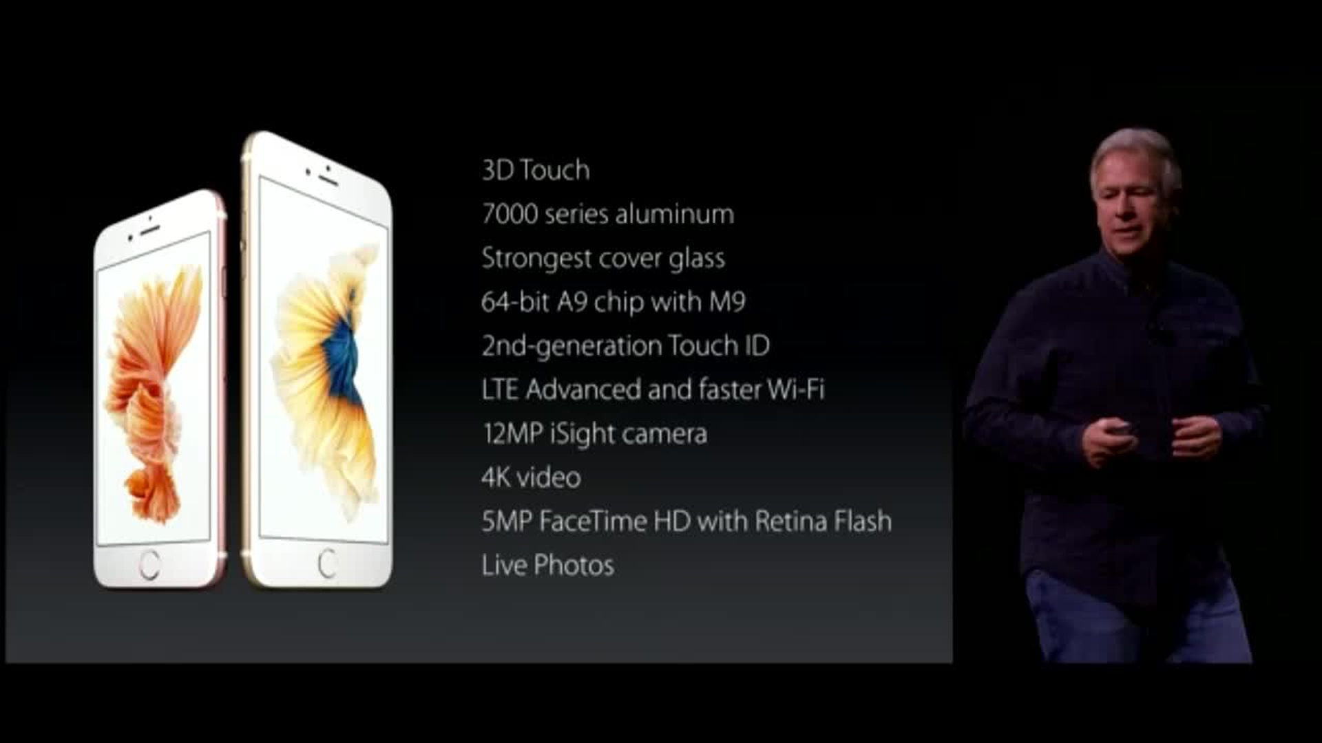 Here's how the new iPhone 6S and 6S Plus compare to the top