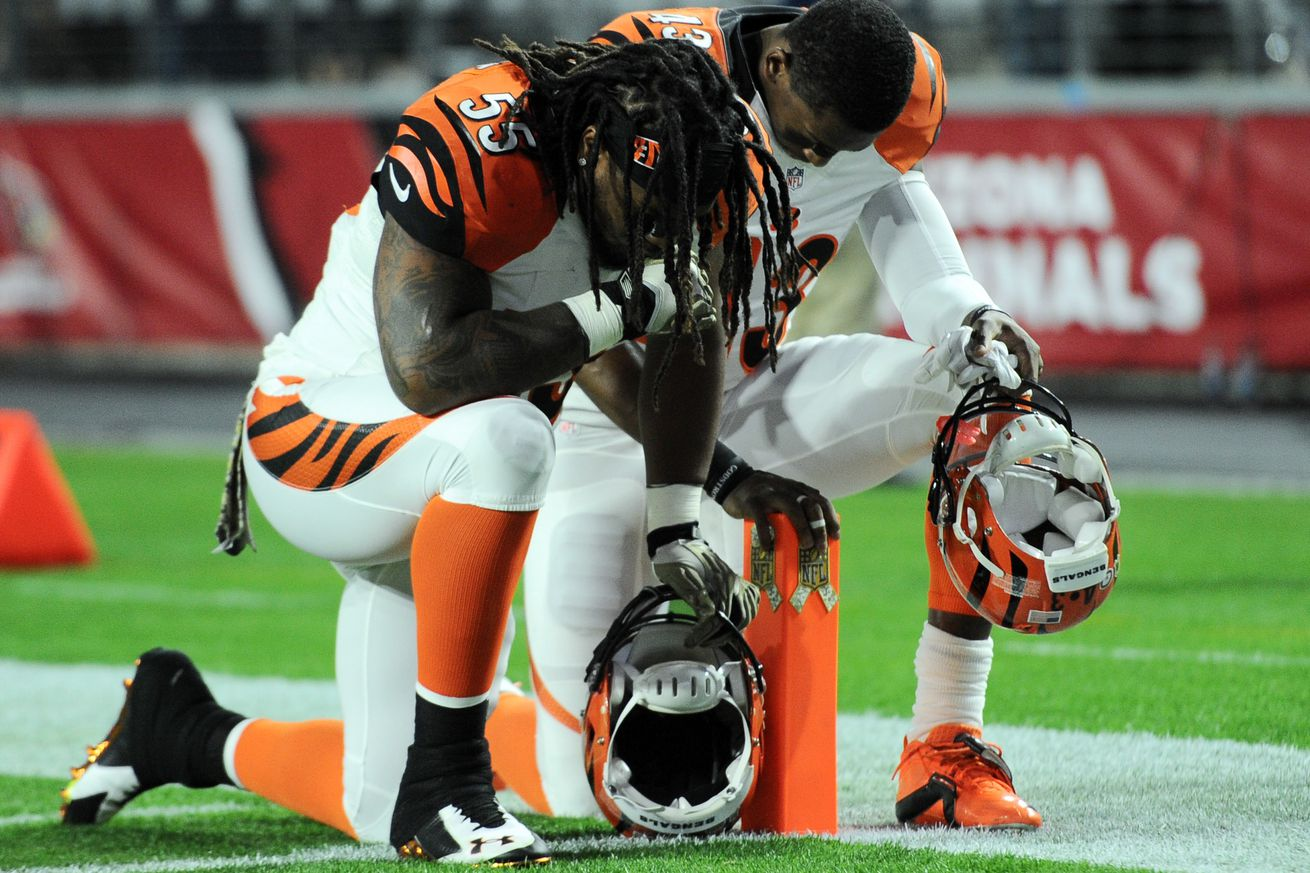 National Football League sends Vontaze Burfict firm message by upholding three-game ban
