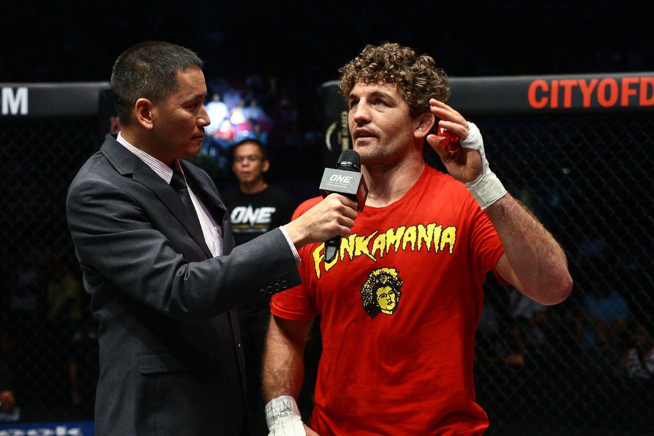 community news, Ben Askren to defend ONE title against Nikolay Aleksakhin in April