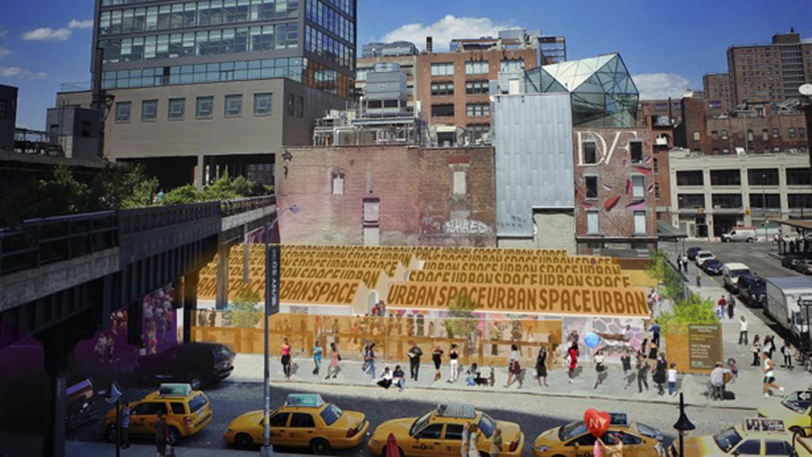 Meatpacking Market to Open