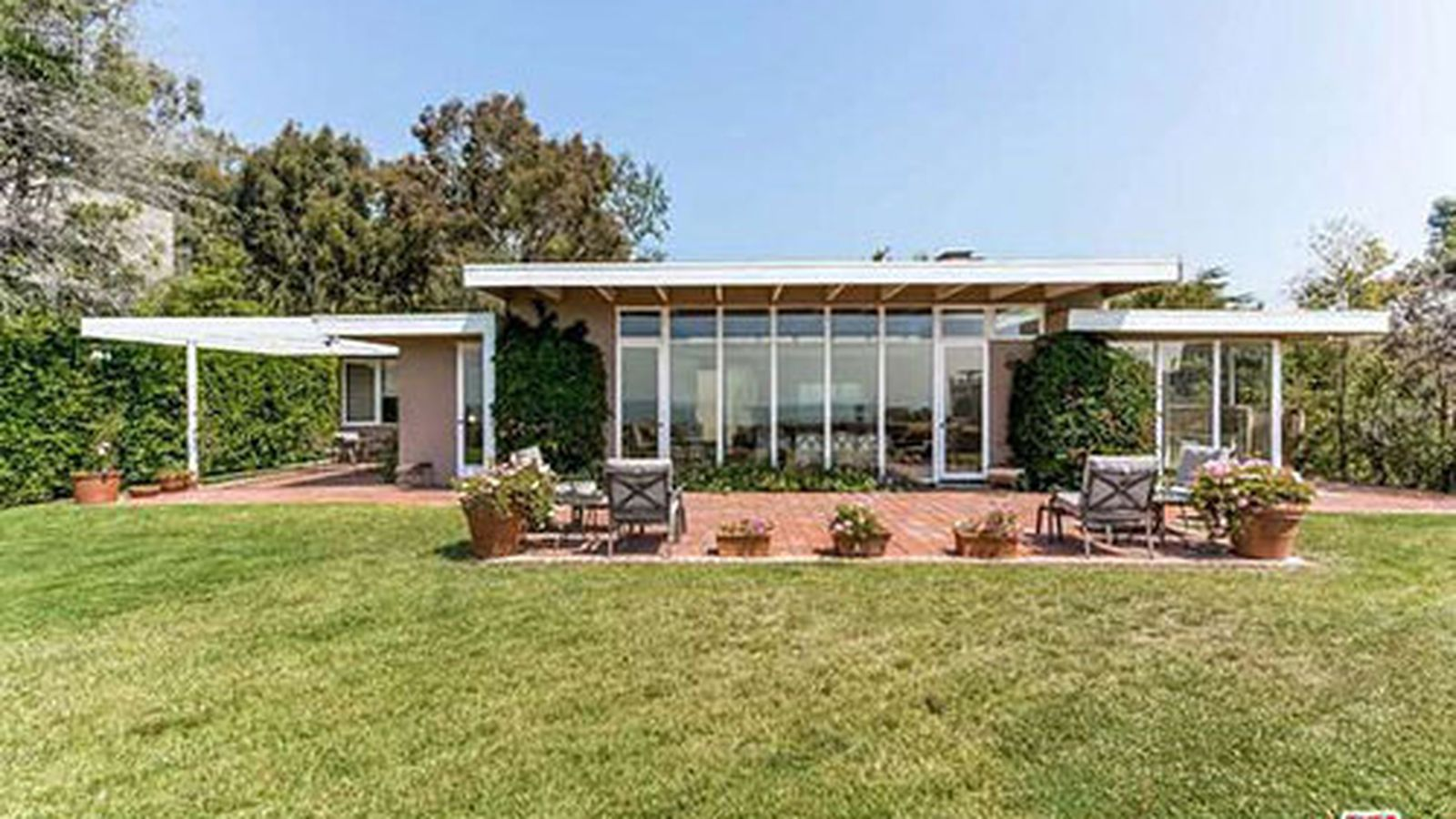 Mid Century Modern Home Plans For Sale