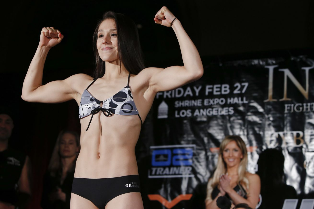 community news, Alexa Grasso vs. Heather Jo Clark set for TUF: Latin America Finale in Mexico on Nov. 5