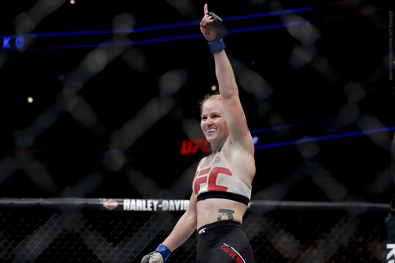 Valentina Shevchenko says UFC champ Amanda Nunes is 'scared' of rematch, vows to get revenge