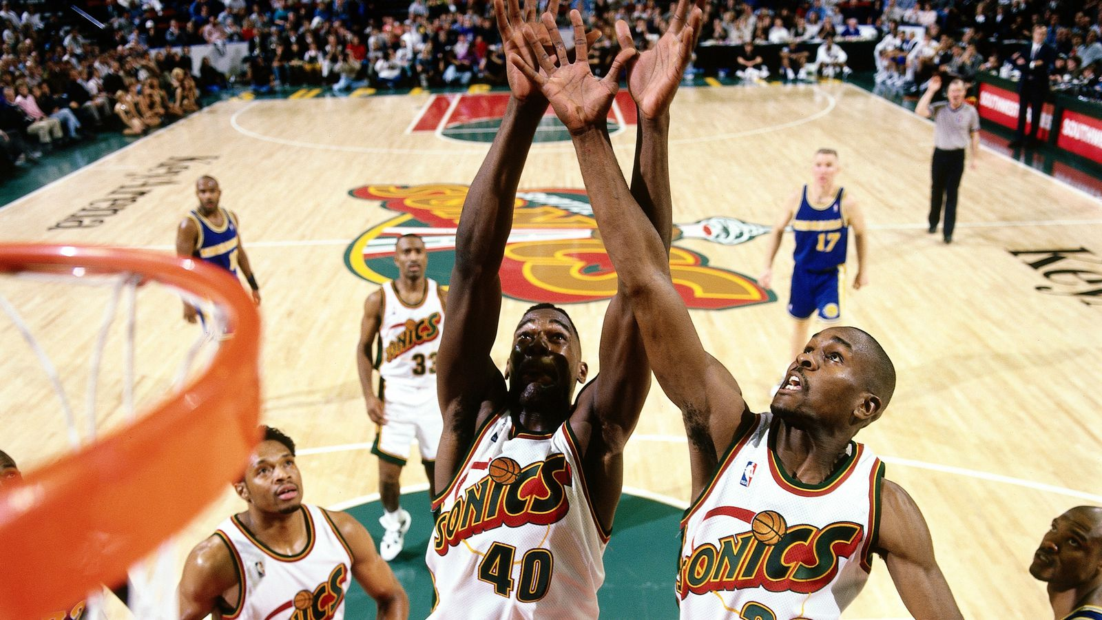 Reign of terror: Shawn Kemp, Gary Payton and the rise of ...