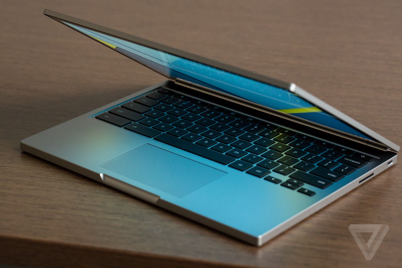 Google discontinues the Chromebook Pixel 2 without replacing it