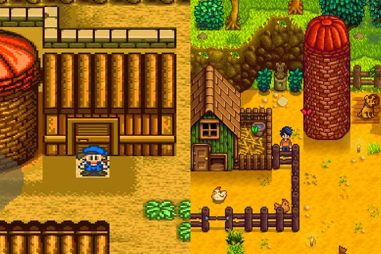 Stardew Valley, Harvest Moon, And How Wholesome Games -7683