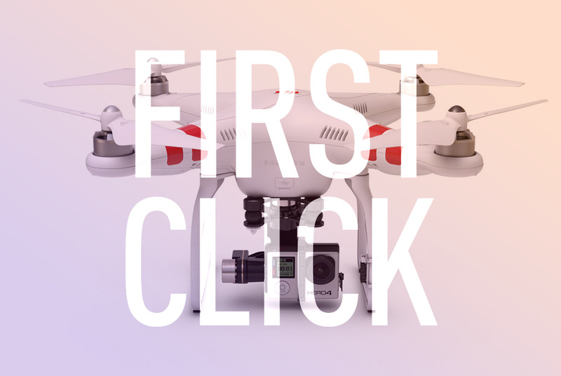 First Click: Look out! Here come the GoPro drones