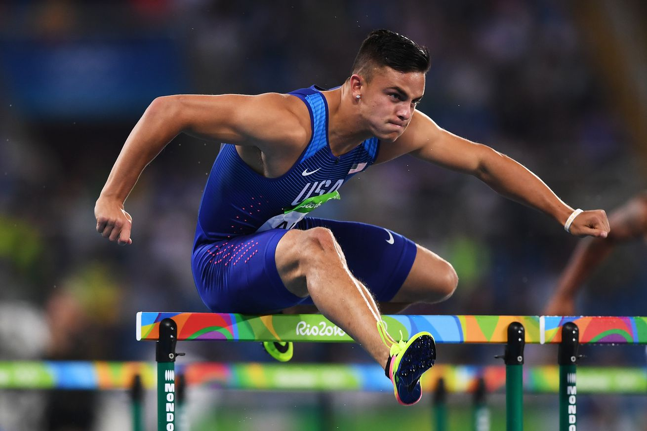Olympic track and field 2016 schedule: Devon Allen races ...