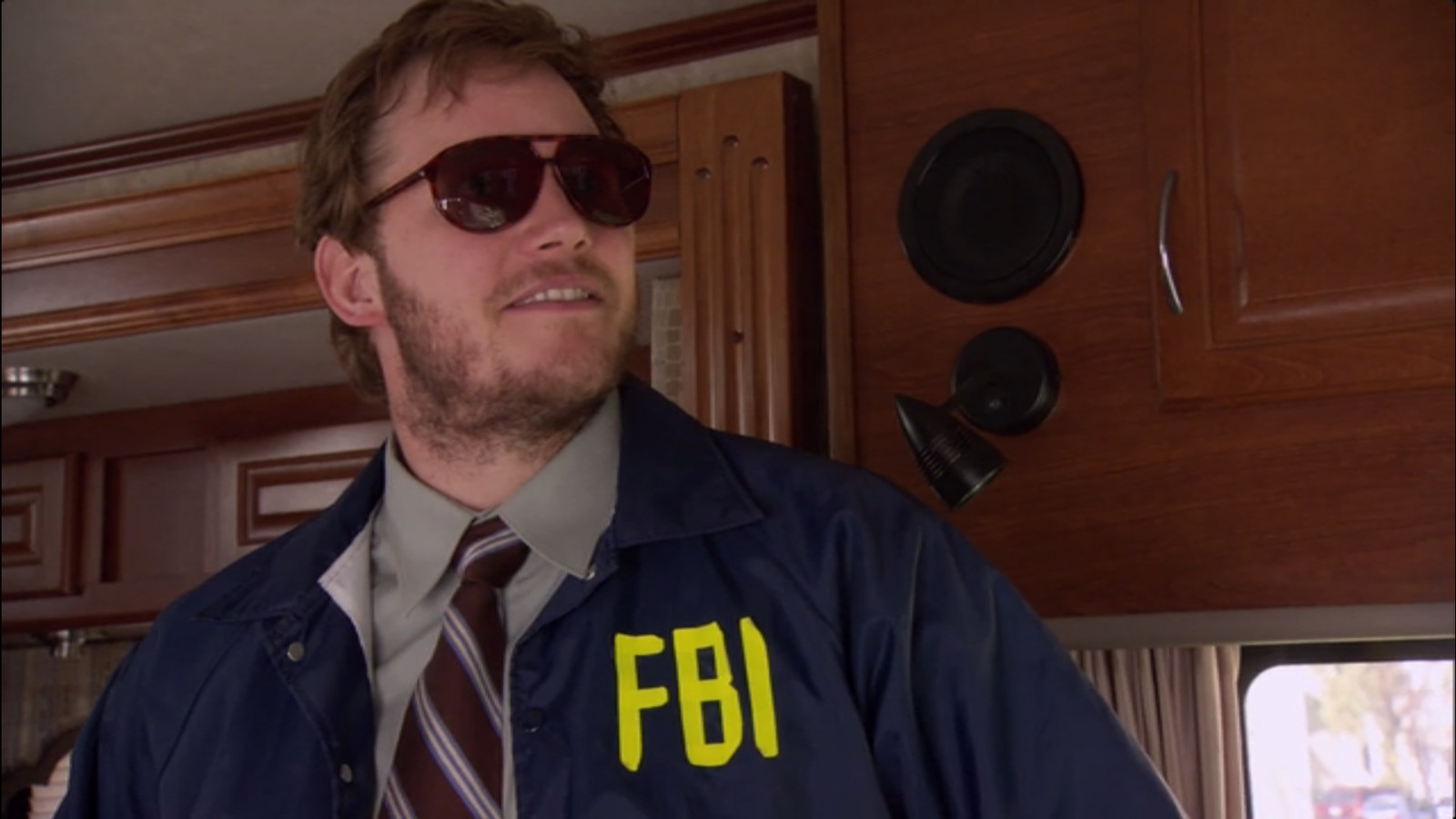 the real fbi just gave a shout out to parks and recreation