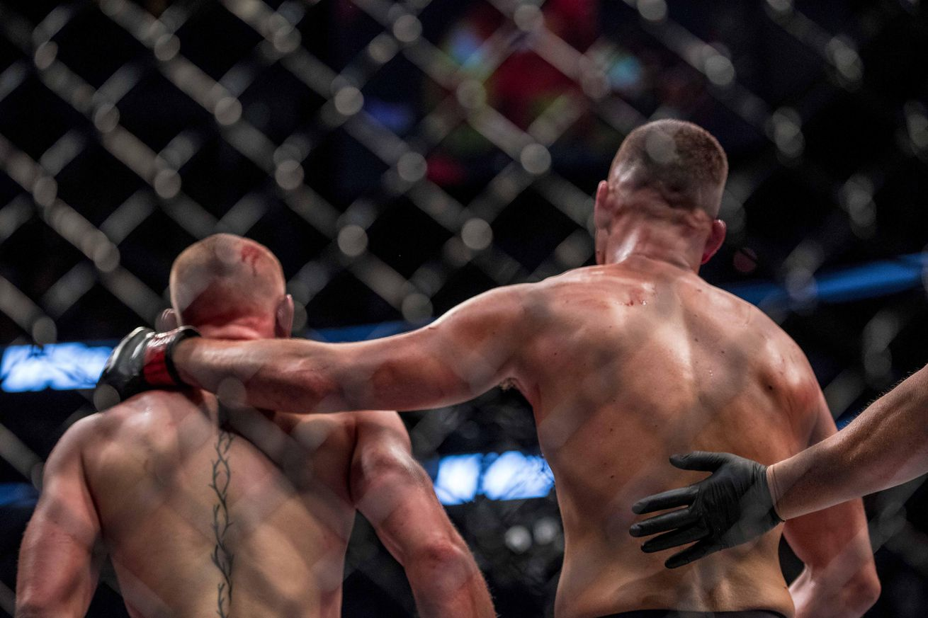 Conor McGregor: How can you not respect Nate Diaz for the toughness he showed at UFC 202?
