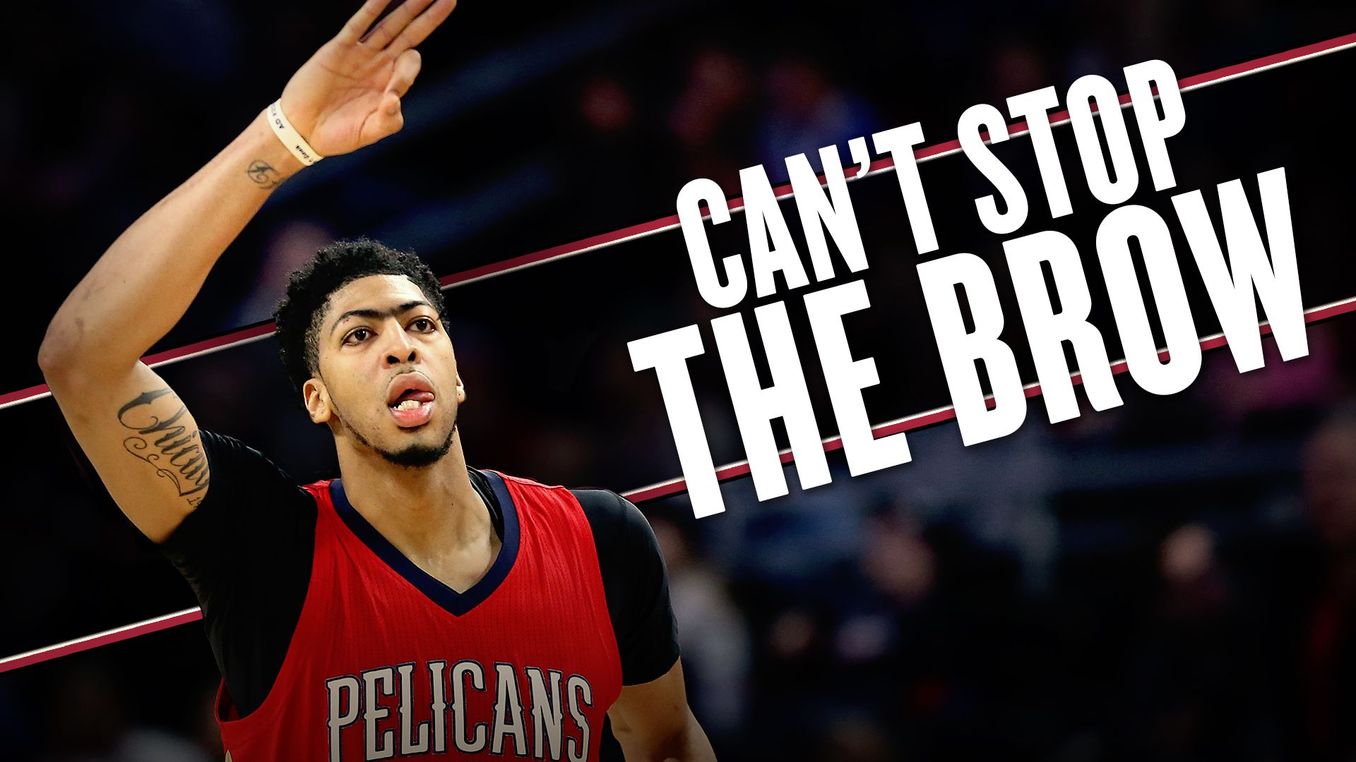 Anthony Davis made 59 points and 20 rebounds look so easy