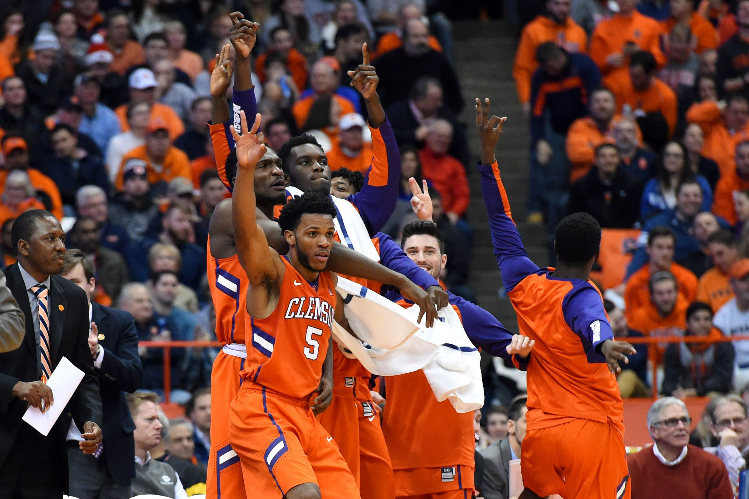 Syracuse basketball drops overtime thriller to Clemson for third straight loss