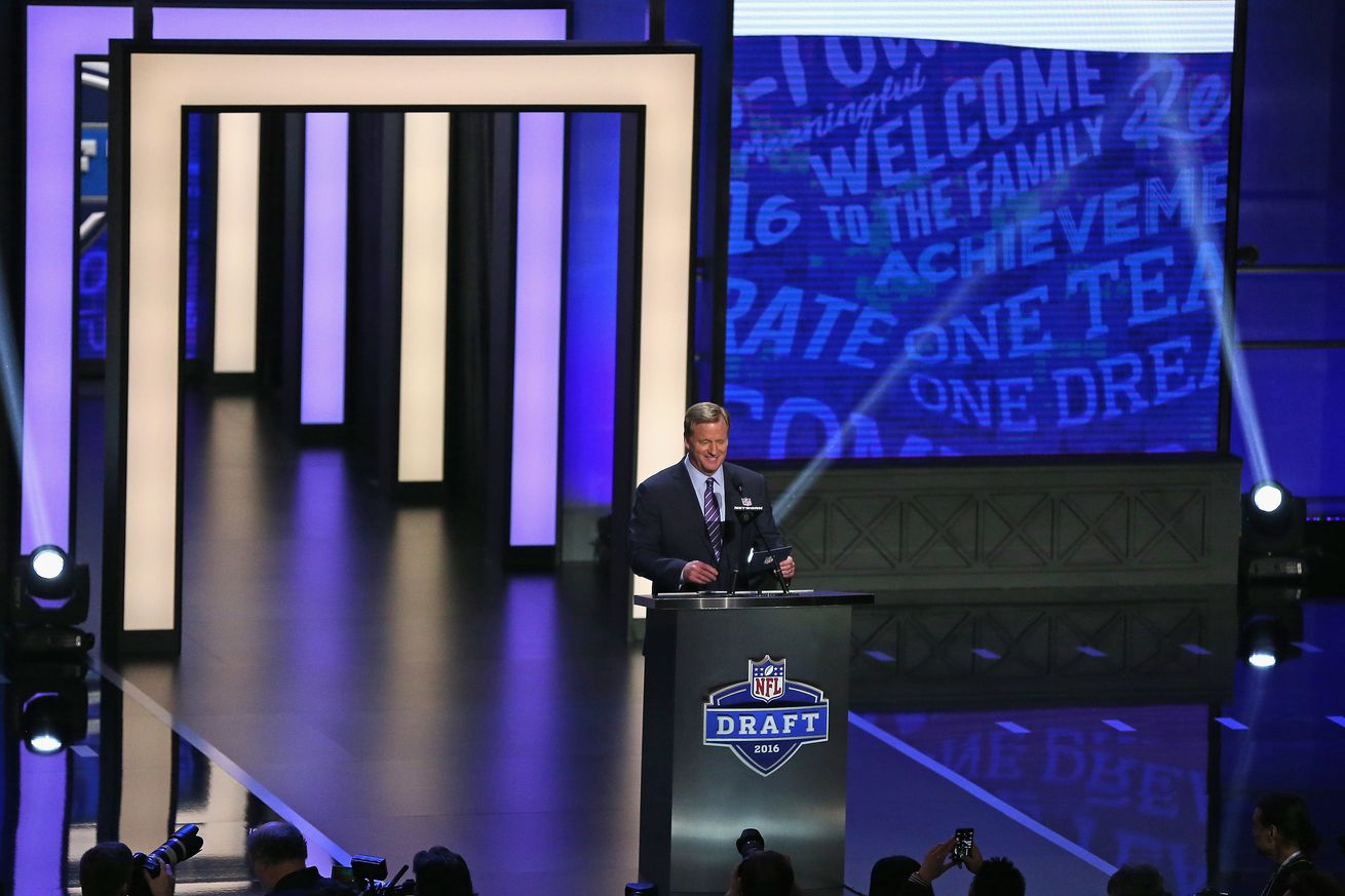 2016 NFL Draft round 2 and 3 start times, online stream, TV coverage, best players available, and more