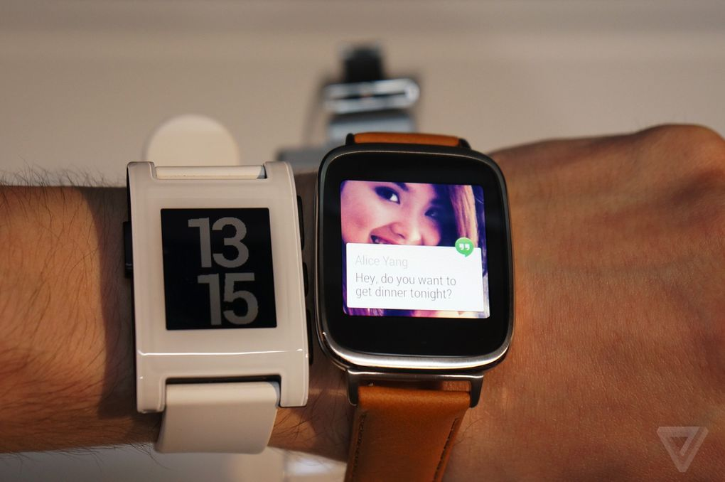 Asus adds Zen to the Android Wear smartwatch