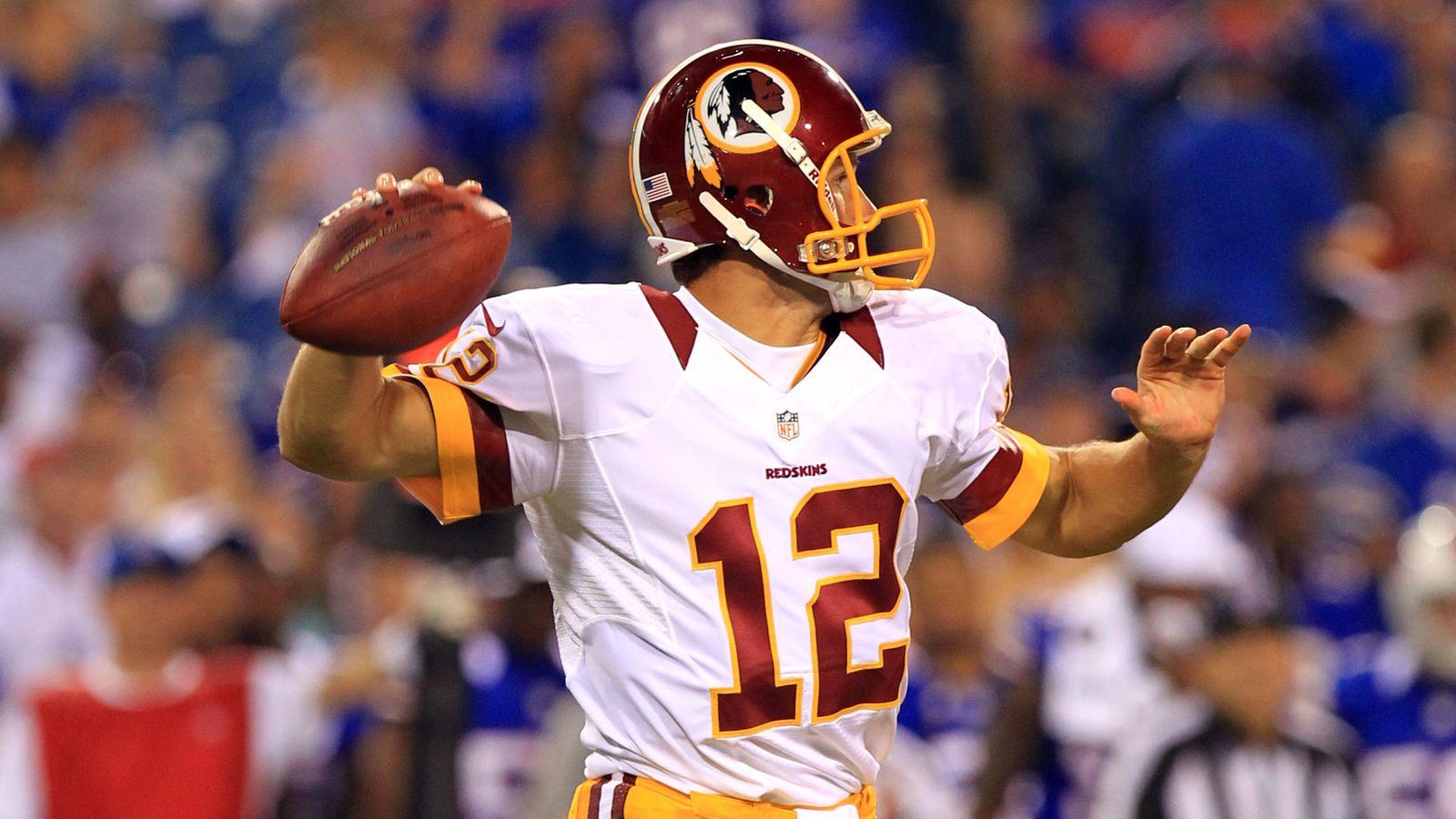 Ravens vs. Redskins: Kirk Cousins steps in, plays like ...