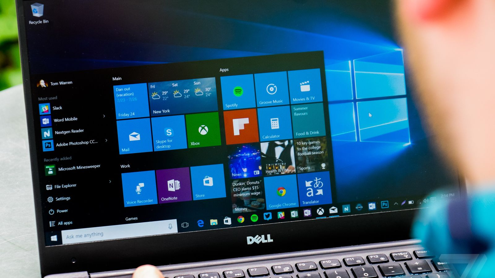 Looking back at Windows 8, it's easy to see where Microsoft went wrong. It was a giant bet on touch-based computing, but it made using a PC with a keyboard and mouse awkward, frustrating, and...