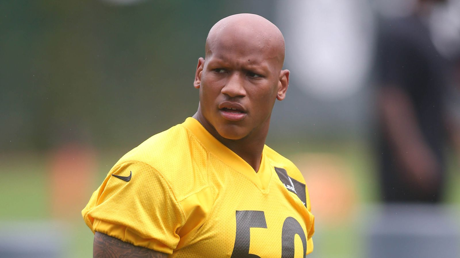 Steelers Ilb Ryan Shazier Fighting A Different Battle Off