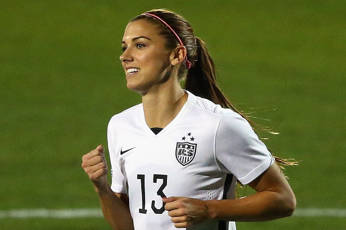 What If Alex Morgan Left Nwsl For Lyon Stars And Stripes Fc