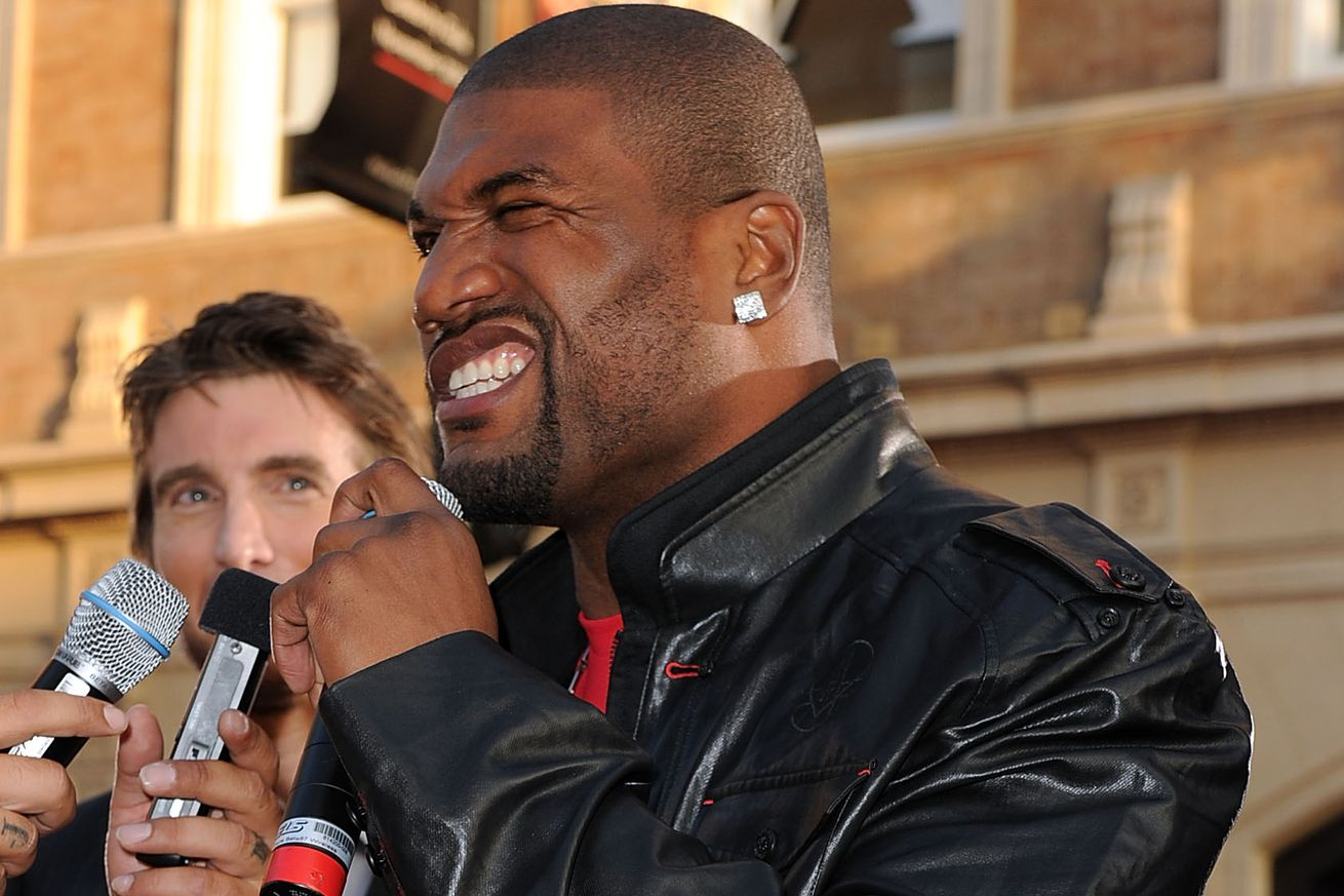community news, Rampage Jackson hit with $107k legal bill after arbitrator rules against him