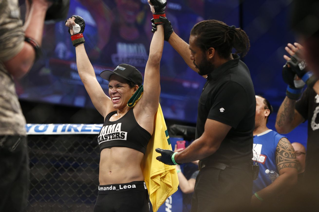 community news, Amanda Nunes advises Ronda Rousey to postpone UFC return: After UFC 196, 'I'm fighting for the belt'