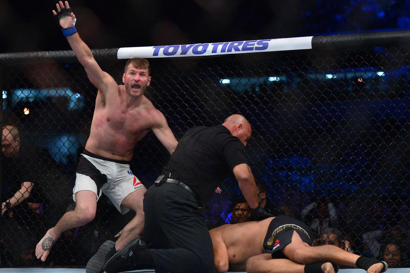 community news, UFC 198 bonuses: Stipe Miocic, Ronaldo Souza, and more take home some extra cash