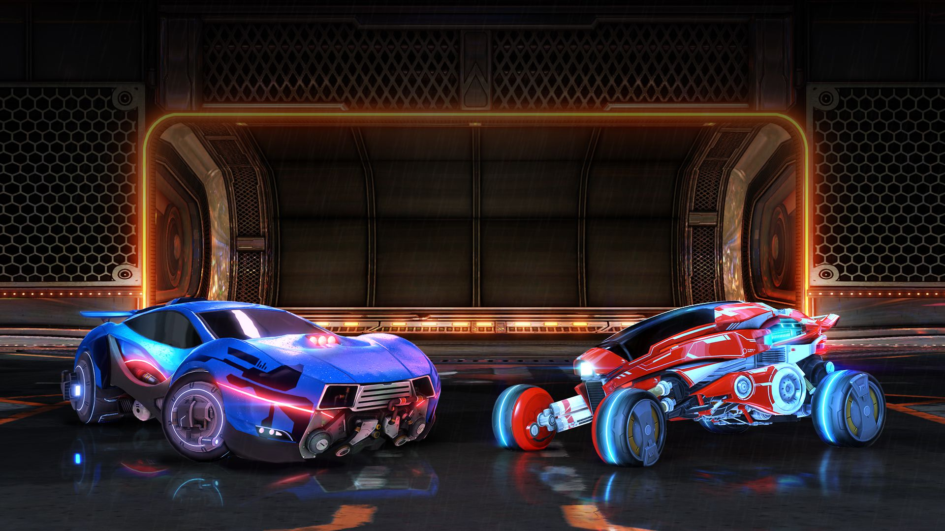 Rocket League's Neo Tokyo DLC is Going to EXPLODE Next Week
