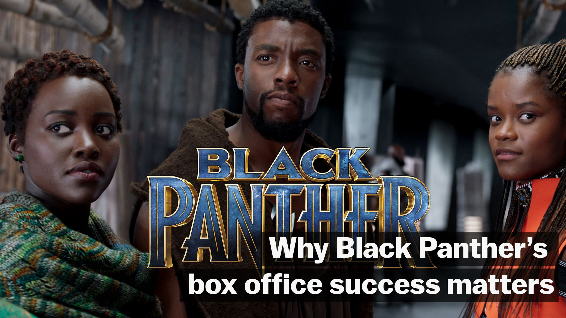 Black Panther review: a joyous game changer for Marvel - Vox