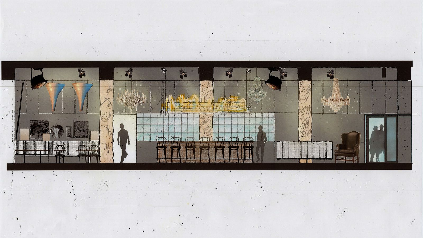 American Gastropub Central Kitchen Bar Is Moving Into