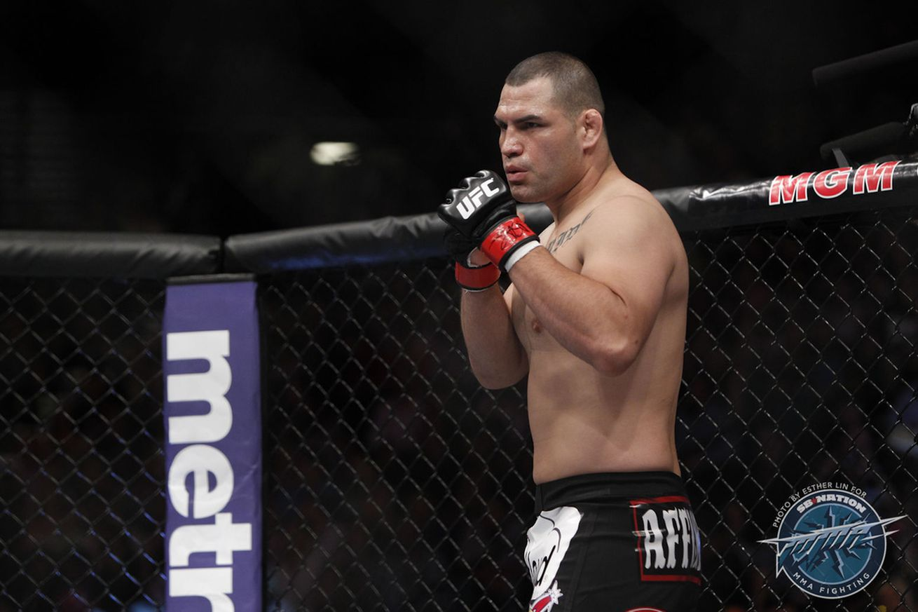 UFC 200: Cain Velasquez to scale down sparring sessions for Travis Browne fight to avoid injury