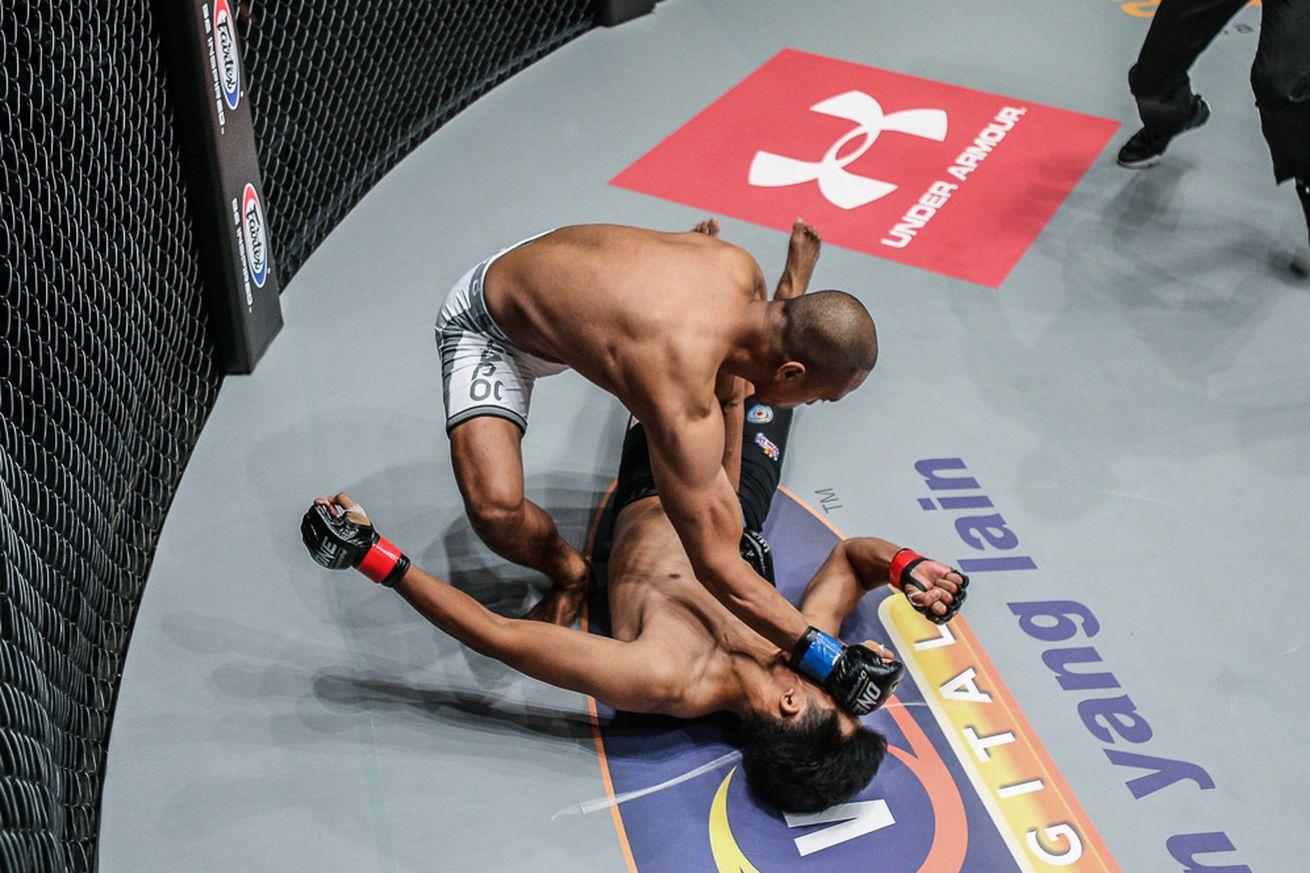 Burn Soriano sleeps Mario Satya Wirawan with 15 second spinning backfist KO at ONE Championship 46