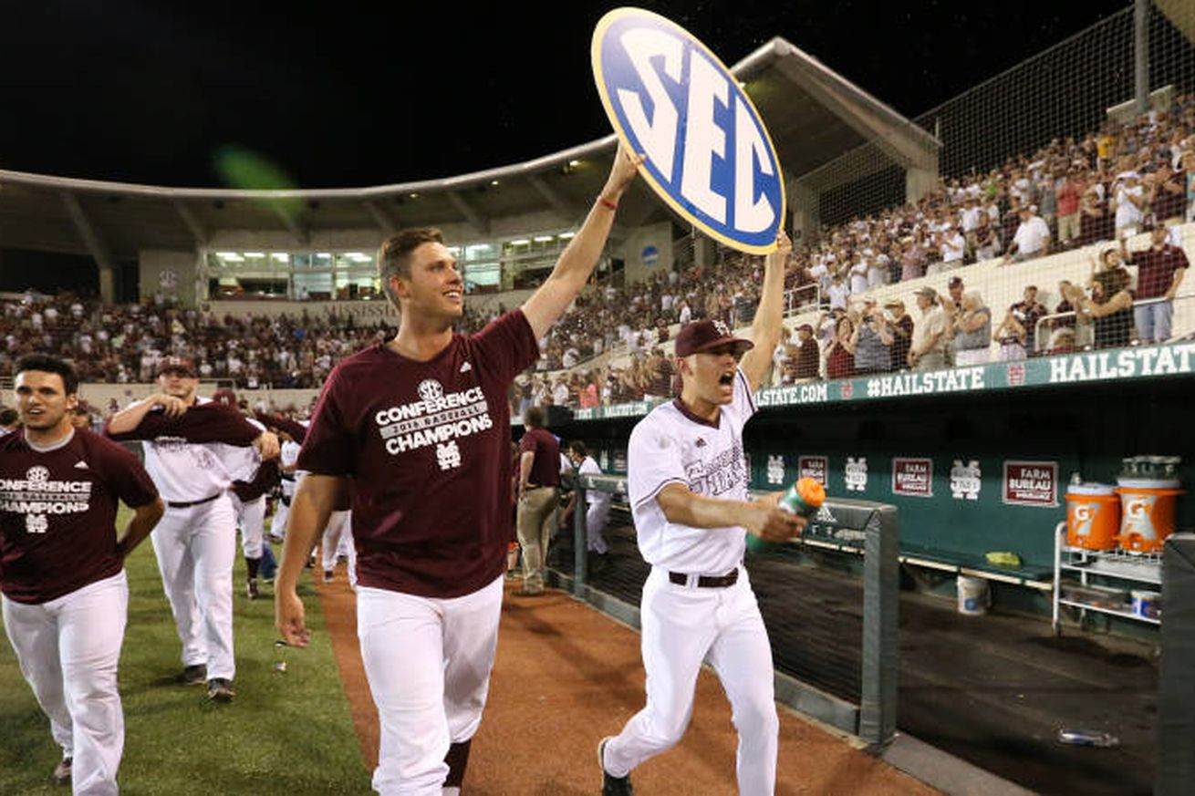 Mizzou baseball the 11 seed for the SEC Tourney