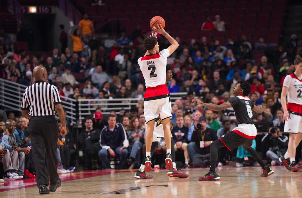 Basketball has never seen a player like superstar recruit ...